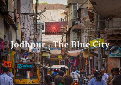 Trip to Jodhpur