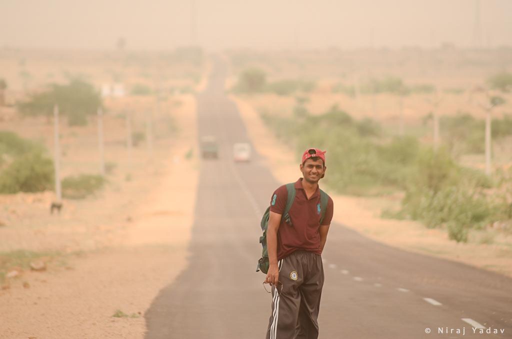 Vishwanath dalvi Rajasthan trip