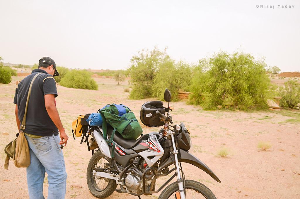 Kuldhara-Jaisalmer-haunted-bike-trip