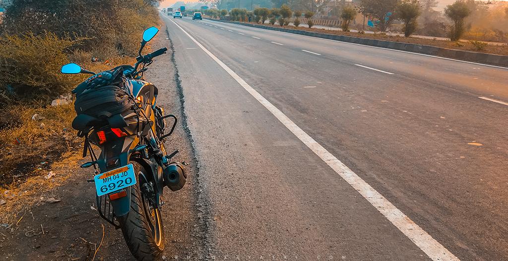 Bajaj Dominar bike trip