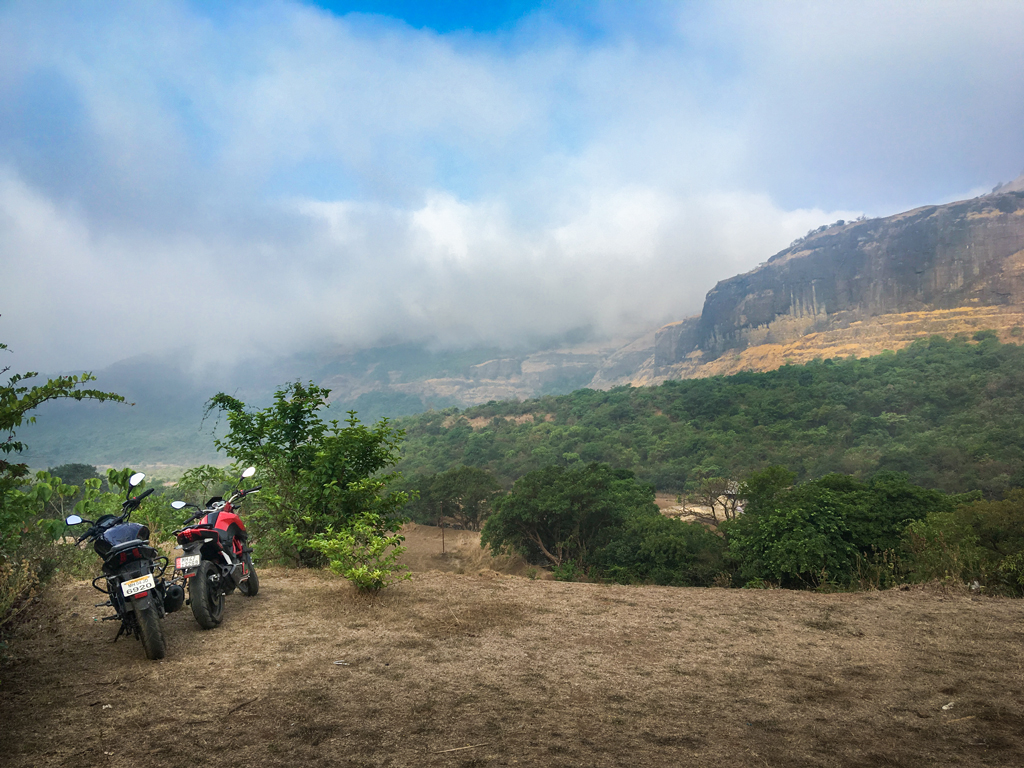 Harishchandra gadh trip, Bike trip Maharashtra photos