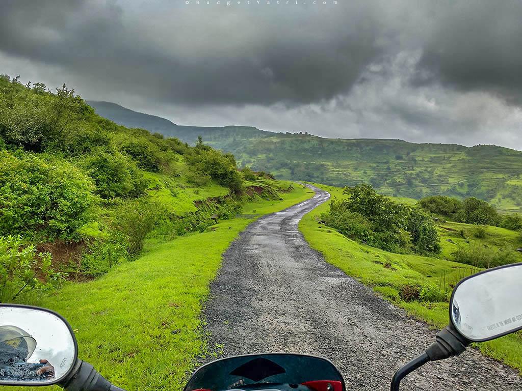 Bike trip to Bhimashankar