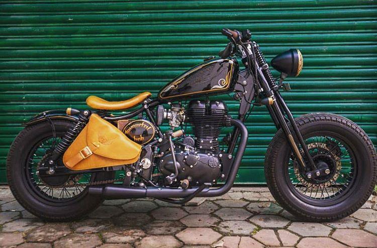 Customised bikes India
