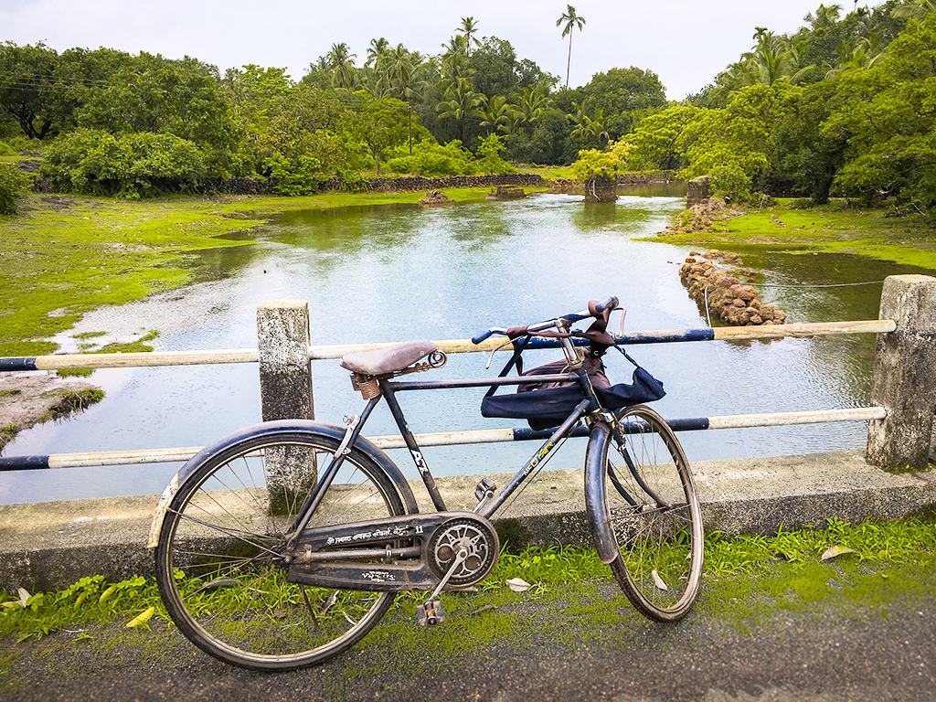 cycle konkan coast, Cycle tour Konkan