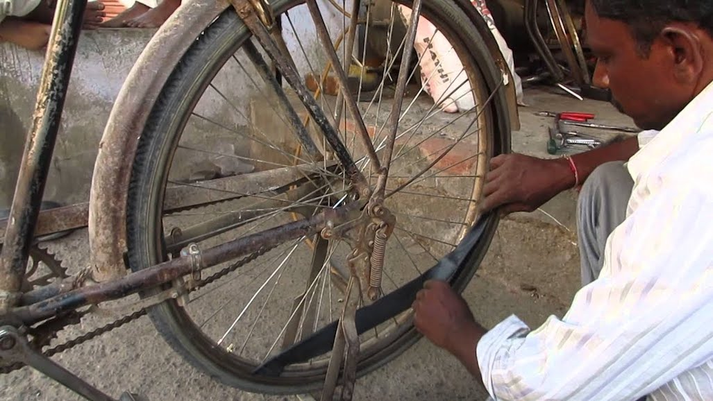 Cycle puncture repair shop Bhayandar Uttan Gorai