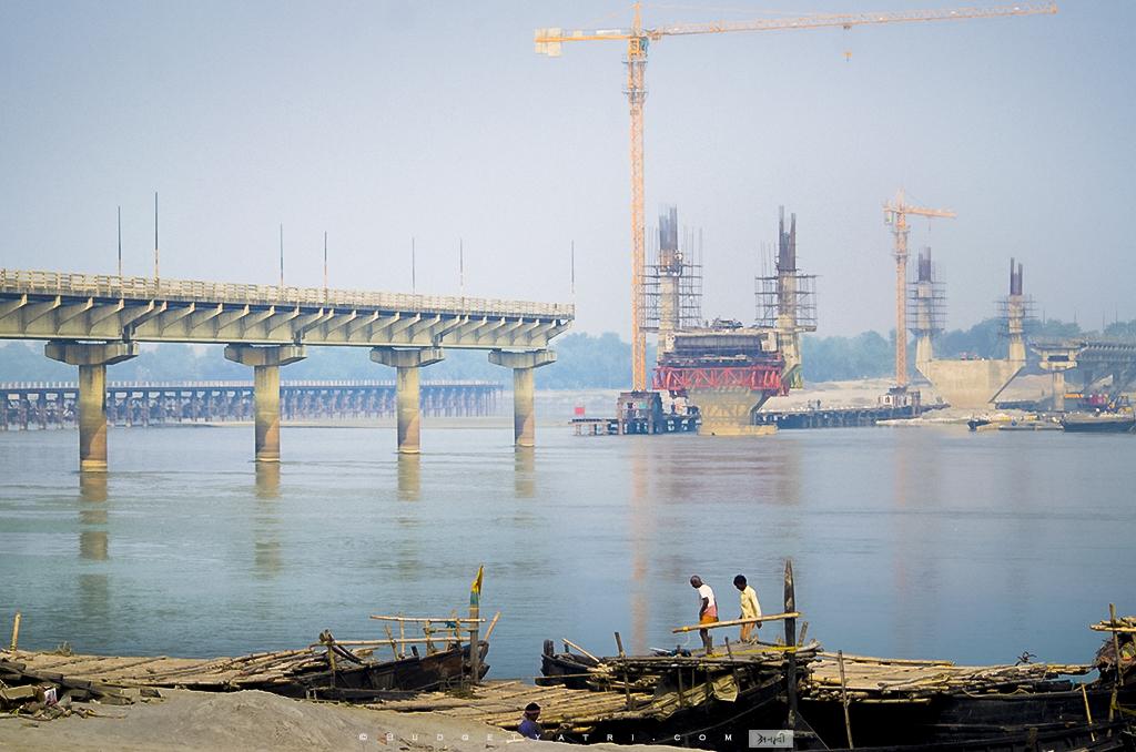 Kosi river Bihar, Kosi river bridge