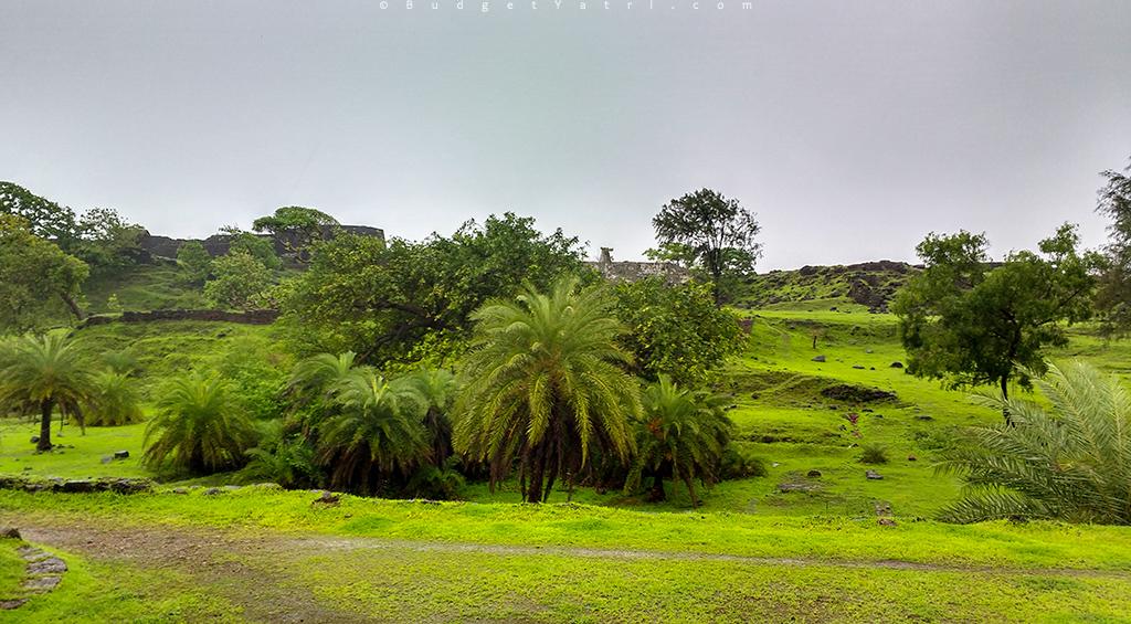 Goa killa, Harnai, Goa Fort