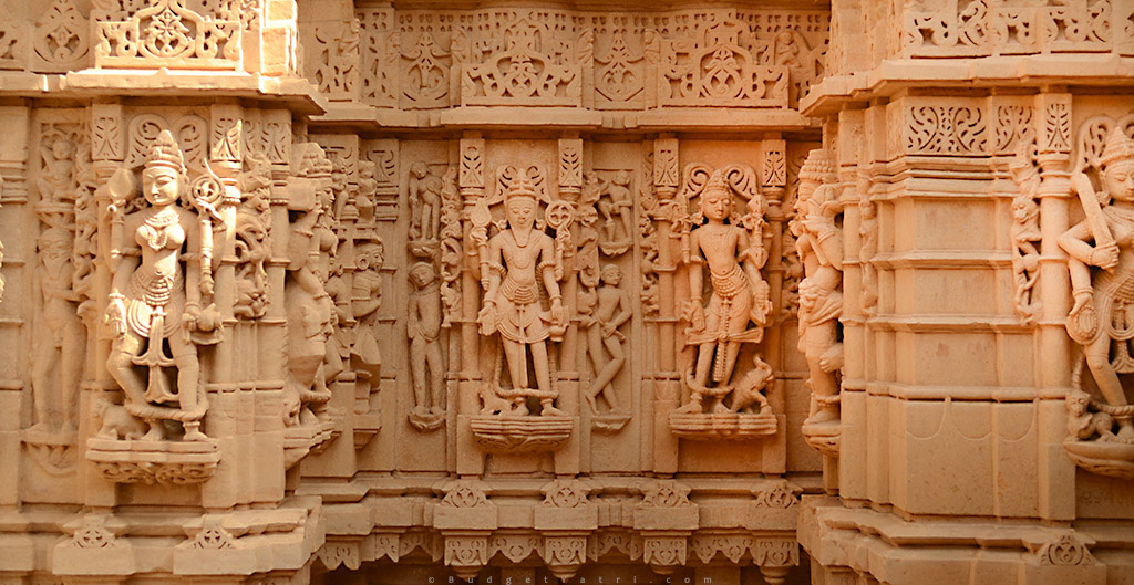 Jain temple Jaisalmer Fort