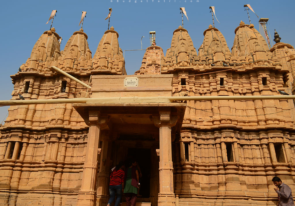 Jaisalmer Fort Jain Temple