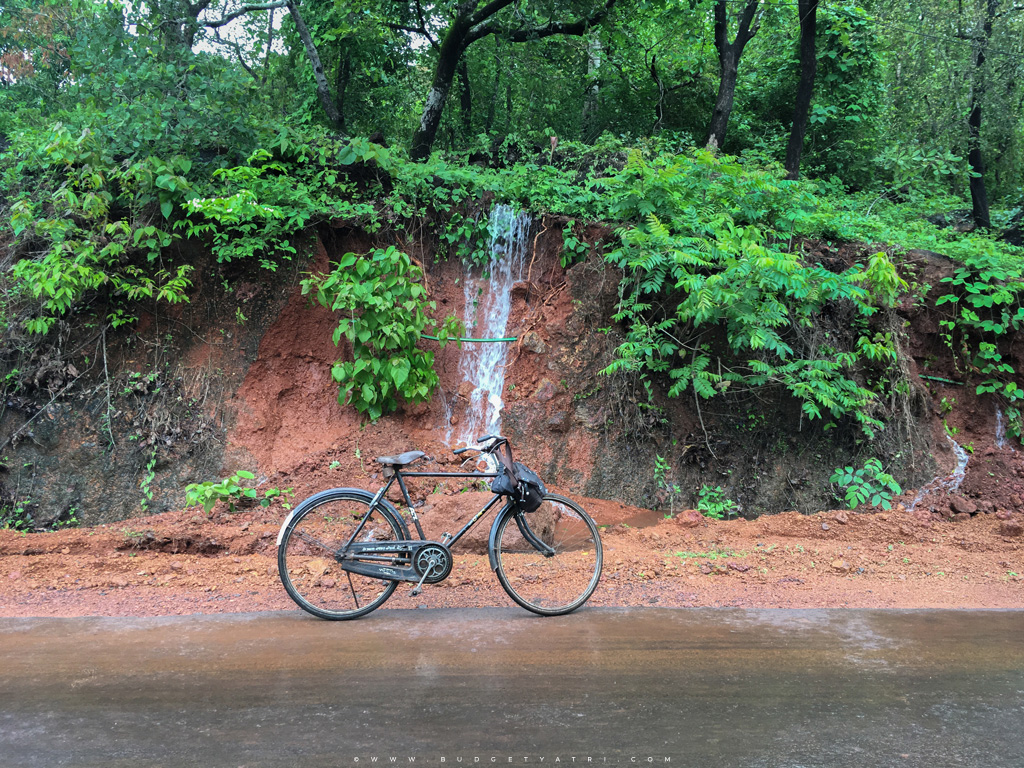 Konkan on Cycle, Konkan vacation