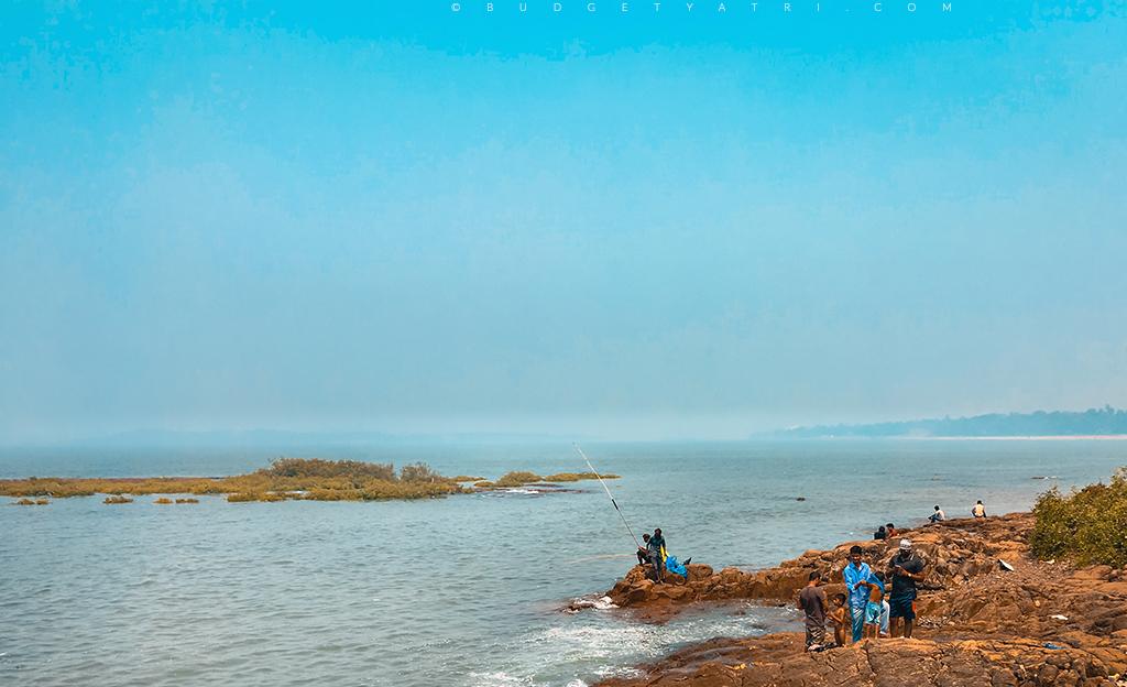 Madh Island beach Mumbai