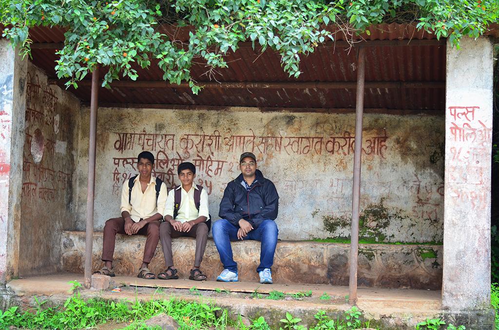 Mahabaleshwar bike trip
