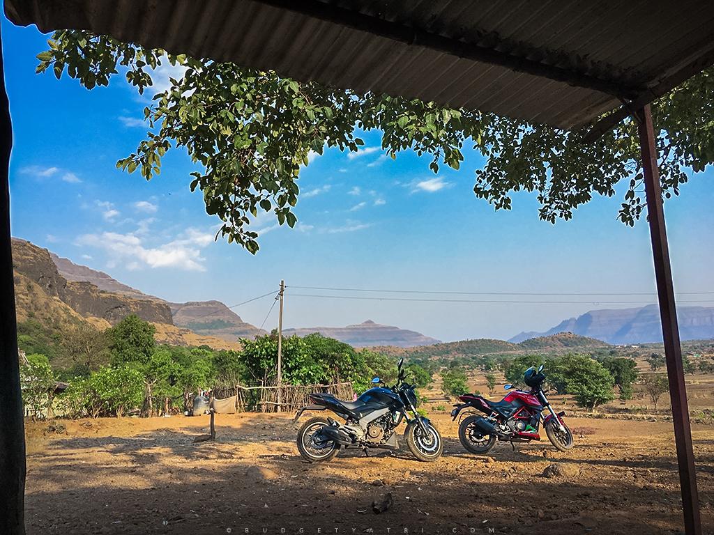 Khireshwar wadi, Bike trip to Malshej Ghat
