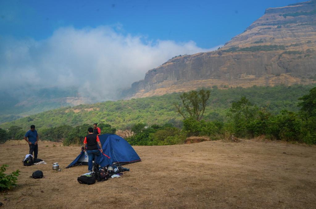 Malshej Ghat scenery, Camping in Maharashtra