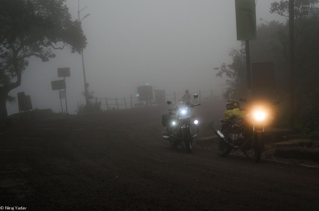 Bike trip to Mahabaleshwar during rains