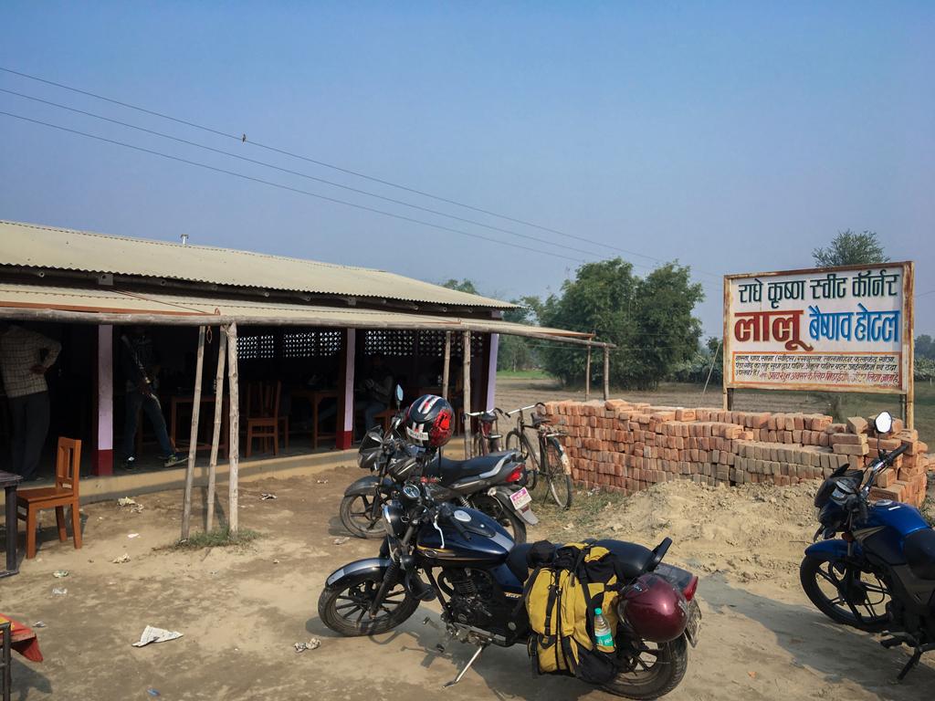 Dhaba in Bihar