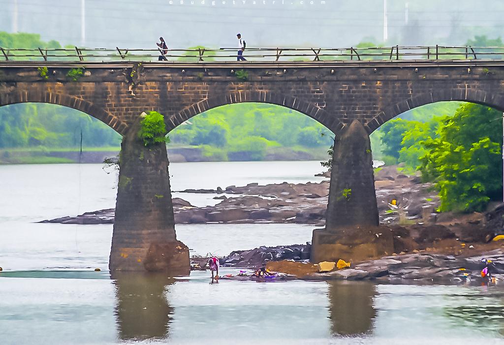 River bridge, Bombay Goa Highway, Konkan