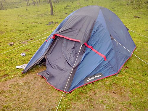 quechua camping tent t2 t2 user review India