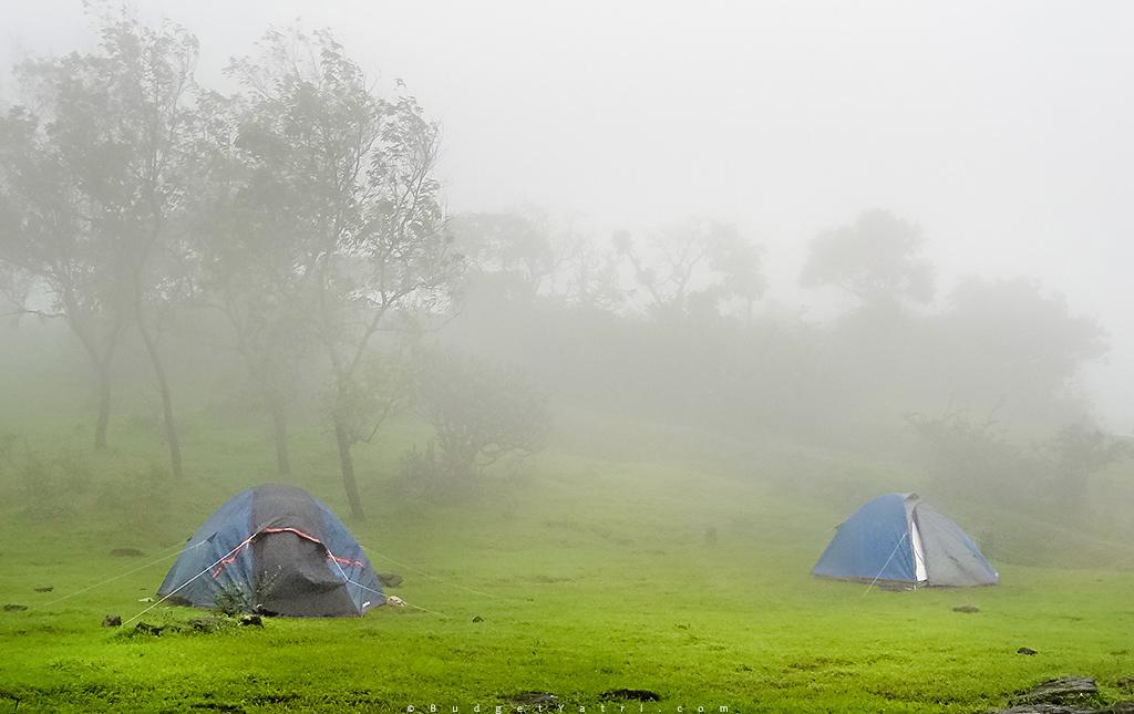 camping in maharashtra, trekking lonavala