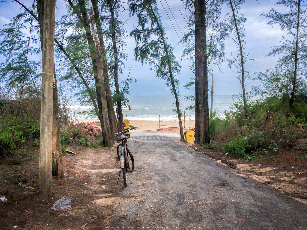 Sagareshwar beach, Cycle trip Konkan