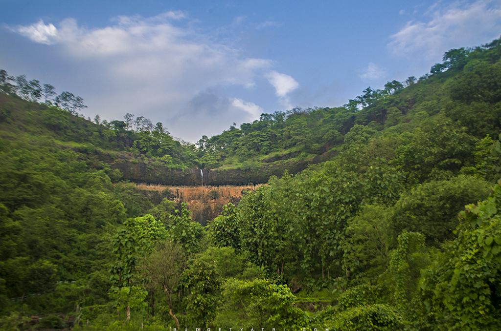 Sawatsada waterfall, Chiplun, Waterfalls in Konkan