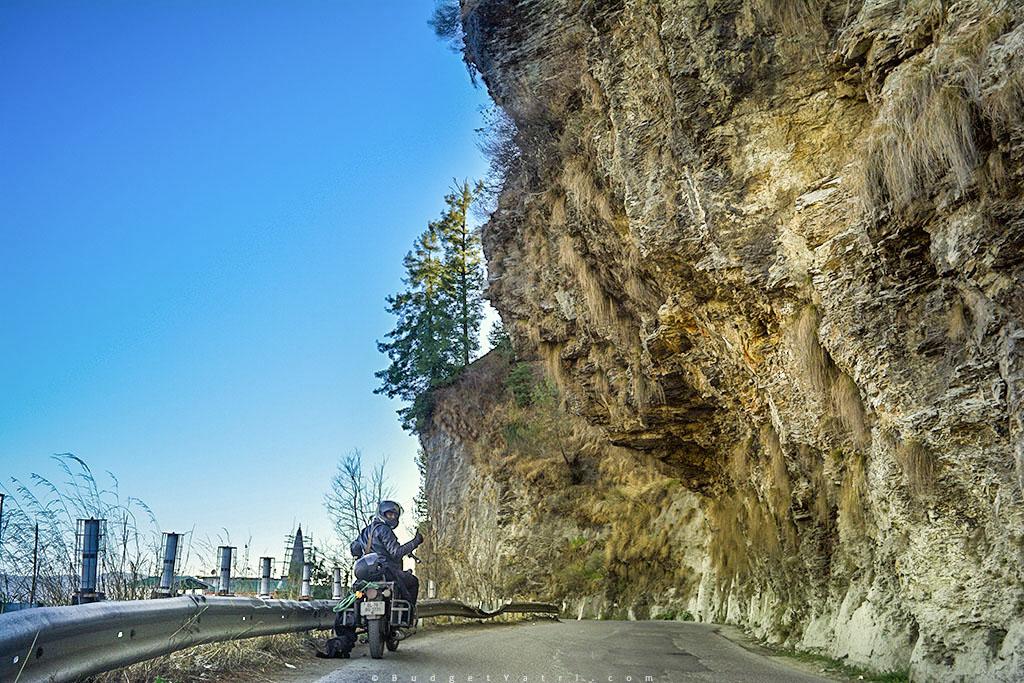 Himachal Pradesh bike trip