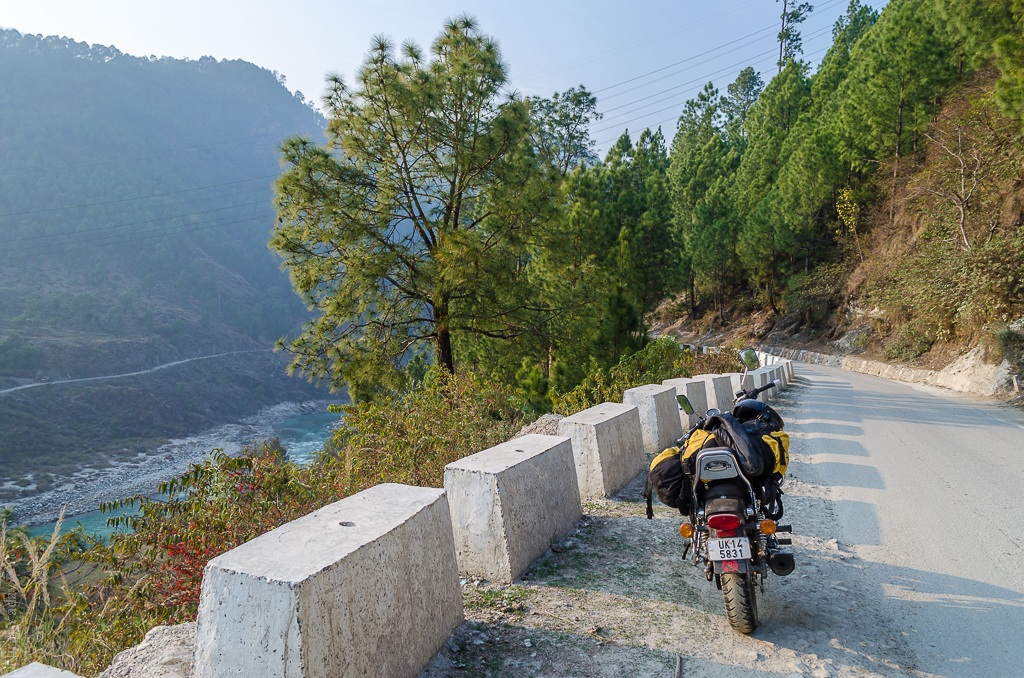 bike trip to Uttarakhand