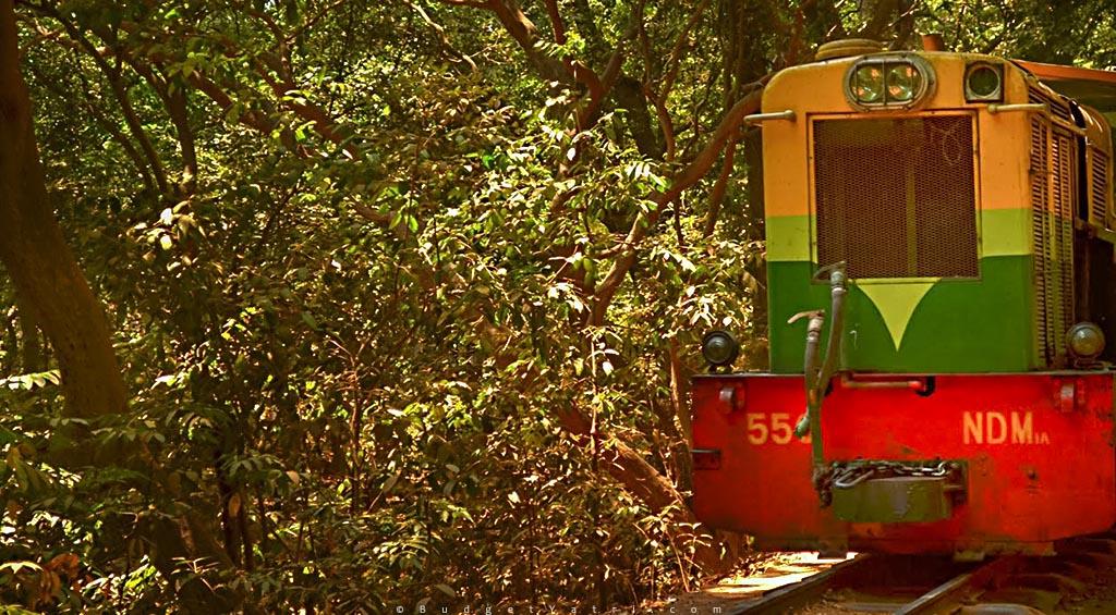 Toy train Matheran hill station
