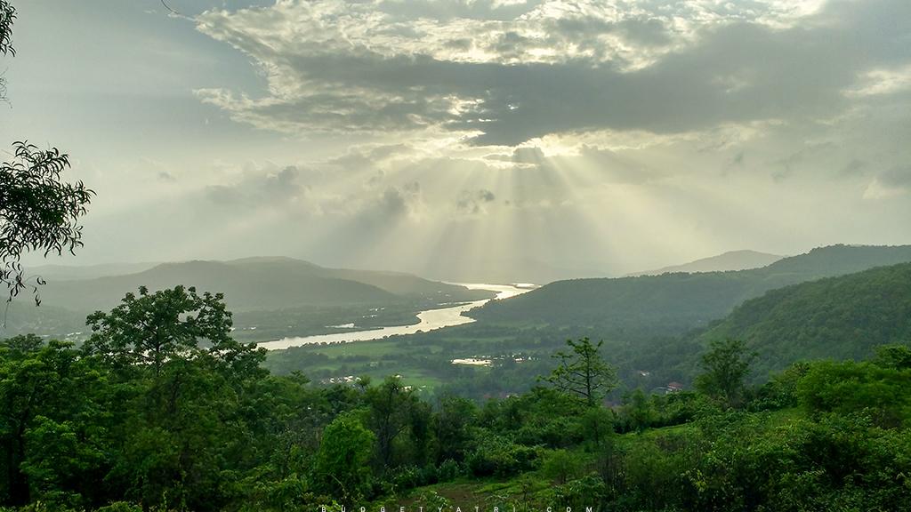 Parshuram Ghat, Konkan view, Vashishti river