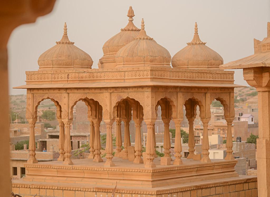 Vyas Chhatri Jaisalmer