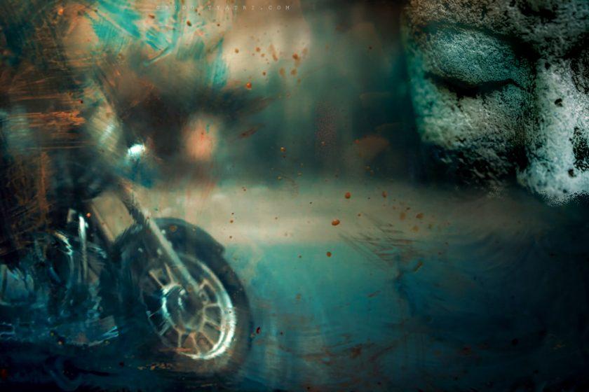 Motorcycling meditation benefits