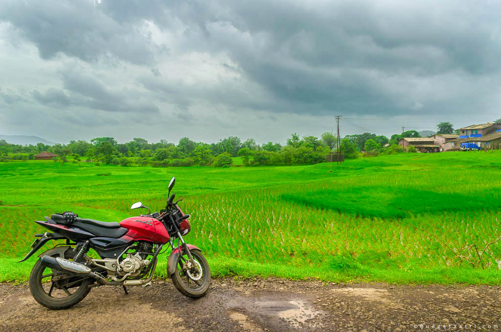 Bike trips to do in Maharashtra in monsoon